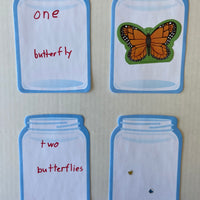 Mini Notepad - Butterfly