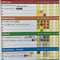 Job Chart - Child Organizer