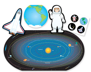 Large Activity Set - Space - Creative Shapes Etc.