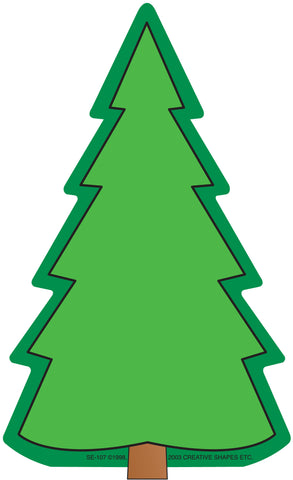 Picture of Large Notepad - Fir Tree