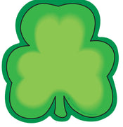 Large Notepad - Shamrock