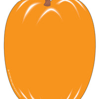 Large Notepad - Pumpkin