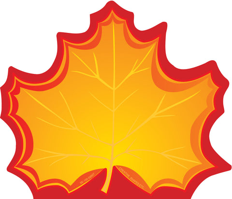 Picture of Large Notepad - Maple Leaf