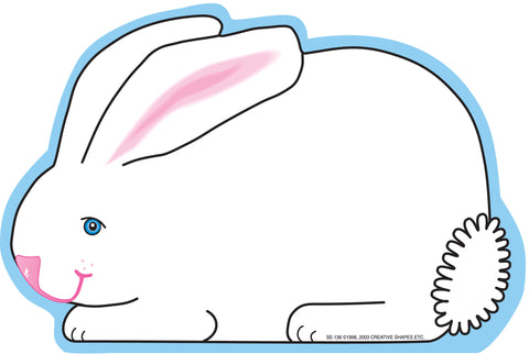 Picture of Large Notepad - Rabbit