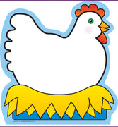 Large Notepad - Hen/ Chick
