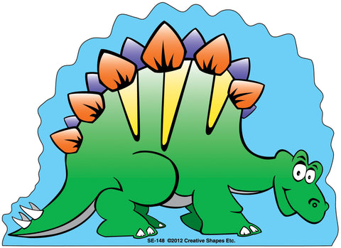 Picture of Large Notepad - Stegosaurus