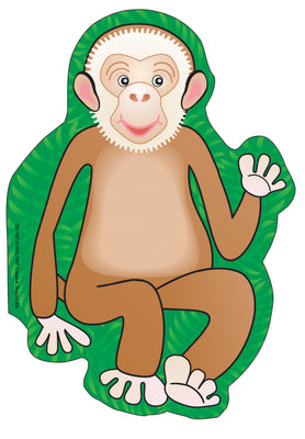 Large Notepad - Monkey