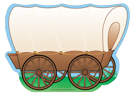 Picture of Large Notepad - Conestoga Wagon