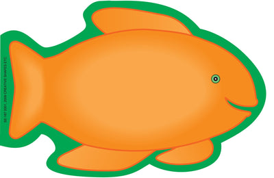 Large Notepad - Fish