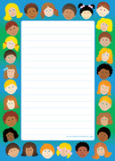 Large Notepad - Kids/Lined