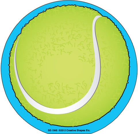 Picture of Large Notepad - Tennis Ball