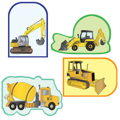 Picture of Large Accents - Construction Variety Pack