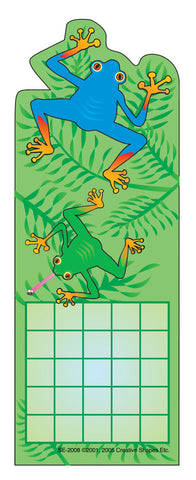 Picture of Personal Incentive Chart - Tree Frog
