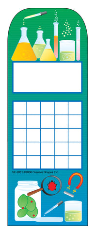 Picture of Personal Incentive Chart - Science Lab