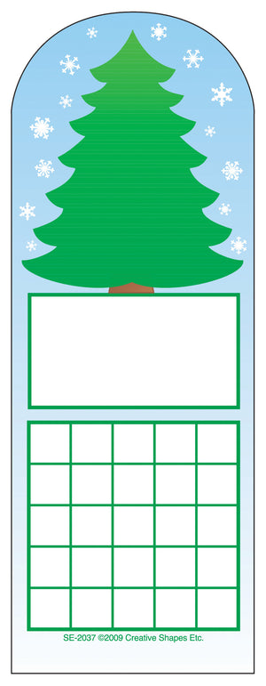 Personal Incentive Chart - Fir Tree