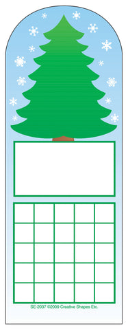 Picture of Personal Incentive Chart - Fir Tree