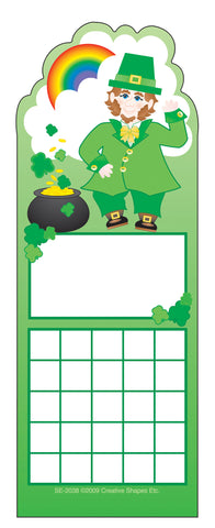Picture of Personal Incentive Chart - Leprechaun