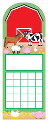 Personal Incentive Chart - Farm Animals