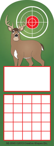 Picture of Personal Incentive Chart - Deer
