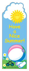 """From Your Teacher"" Bookmarks - Nice Summer"