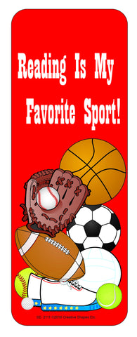 Picture of Bookmarks - Sports