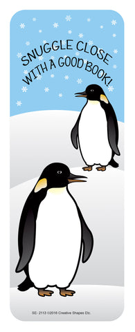 Picture of Bookmarks - Penguin
