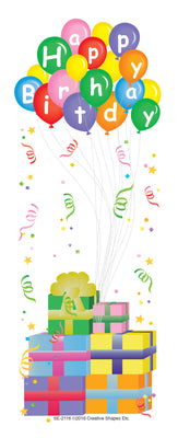 Bookmarks - Birthday - Creative Shapes Etc.