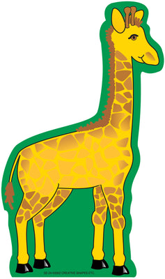 Large Notepad - Giraffe - Creative Shapes Etc.