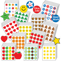 Sticker Bargain Bags - Creative Shapes Etc.