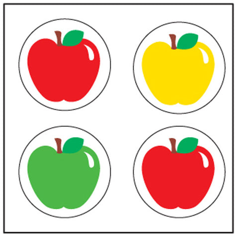 Picture of Incentive Stickers - Apple