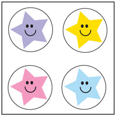 Incentive Stickers - Star
