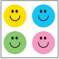 Incentive Stickers - Smile - Creative Shapes Etc.