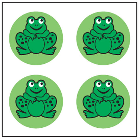 Picture of Incentive Stickers - Frog