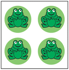 Incentive Stickers - Frog