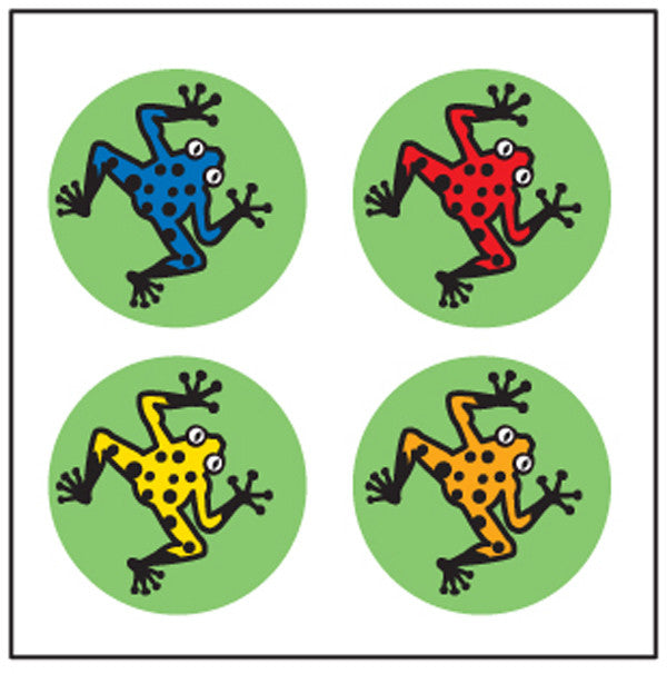 Incentive Stickers - Tree Frog - Creative Shapes Etc.