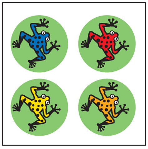 Picture of Incentive Stickers - Tree Frog