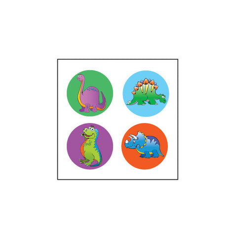 Picture of Incentive Stickers - Dinosaur