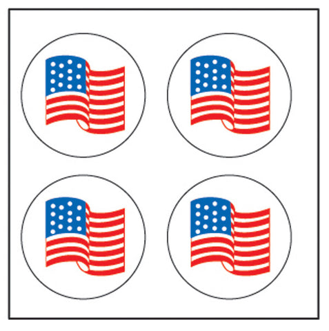 Picture of Incentive Stickers - Flag