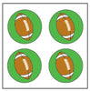 Incentive Stickers - Football - Creative Shapes Etc.