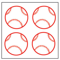 Incentive Stickers - Baseball