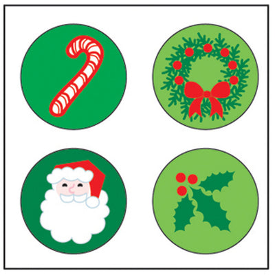 Incentive Stickers - Holly Daze - Creative Shapes Etc.