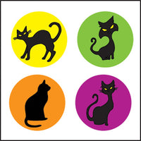 Incentive Stickers - Cats - Creative Shapes Etc.