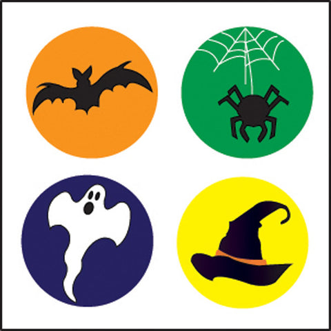 Picture of Incentive Stickers - Halloween (Pack of 1728)