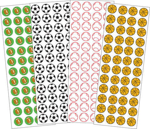 Picture of Sticker Set - Sports