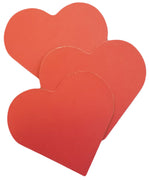 Magnets - Large Single Color Heart