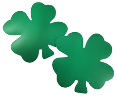 Magnets - Large Single Color Four Leaf Clover