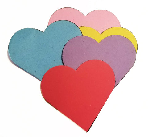 Picture of Creative Magnets - Small Assorted Heart