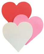 Creative Magnets - Large Tri-Color Heart - Creative Shapes Etc.