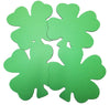 Creative Magnets - Large Single Color Four Leaf Clover - Creative Shapes Etc.