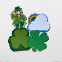 Image Magnets - St. Patrick's Day Set Small - Creative Shapes Etc.